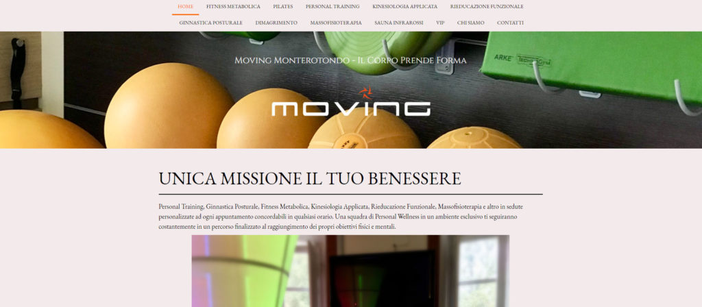 Moving Monterotondo